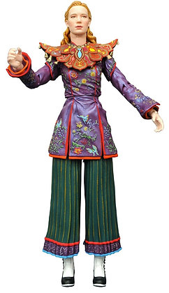 Alicia Kingsleigh - Alice Through the Looking Glass - Select