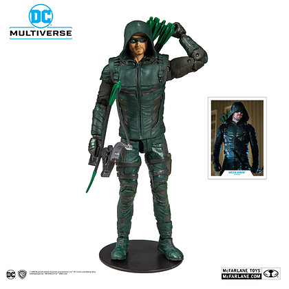 Green Arrow Tv - Dc Comic - McFarlane