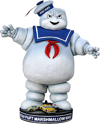 Stay Puft Marshmallow man Head Knockers - Ghostbusters - Neca