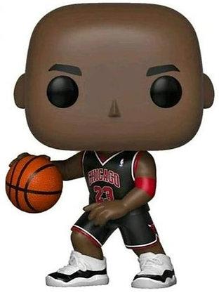 Michael Jordan Black Jersey - NBA - Funko Pop