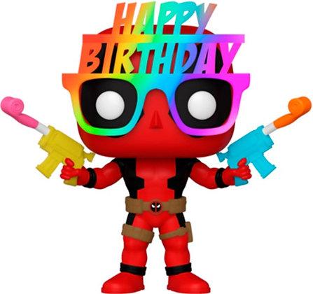 DeadPool Birthday Glasses - DeadPool - Funko Pop