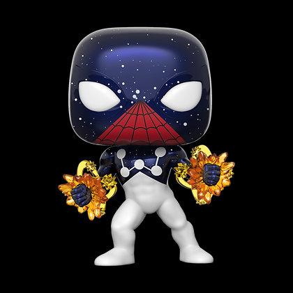 SPIDERMAN (CAPTAIN UNIVERSE) - SPIDERMAN- POP FUNKO