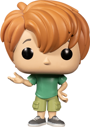 Shaggy - Scoob - Pop Funko