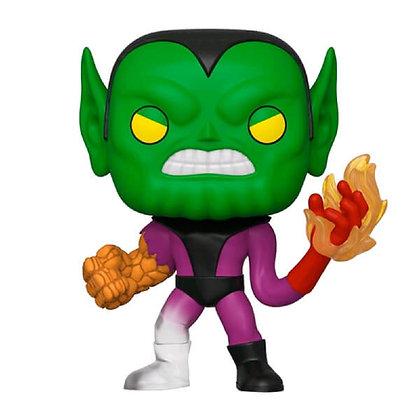Super Skrull - Fantastic Four - Pop Funko