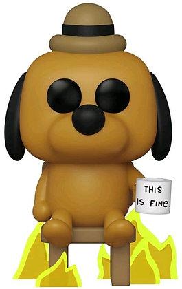 This is Fine Dog  - Funko Pop