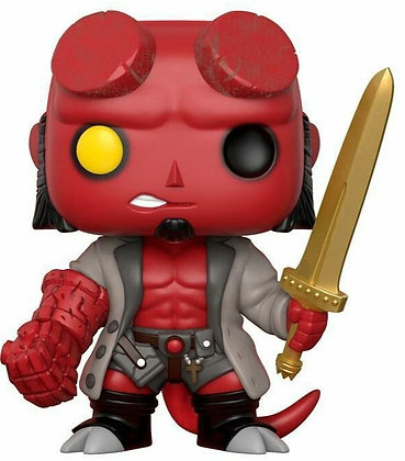 Hellboy (Exclusive) - Hellboy - Pop Funko