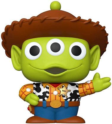 """Remix Woody 10"""" - Toy Story - Pop Funko"""