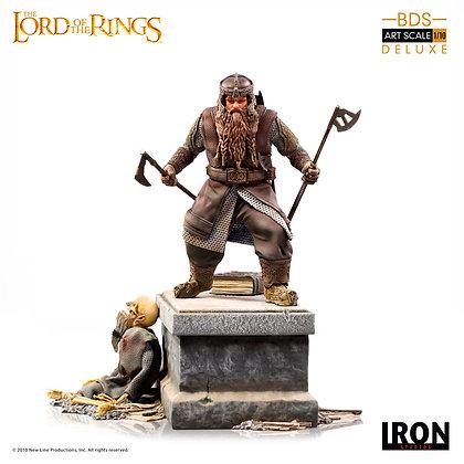 Gimli (Deluxe) - Lord of the Ring - Iron Studios