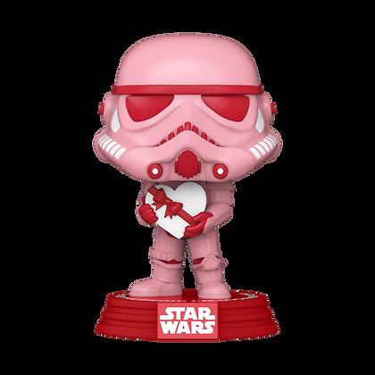 Stormtrooper Valentine`s Day - Star Wars - Pop Funko
