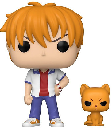 Kyo with the cat (Special Edition) - Fruits Basket - Pop Funko