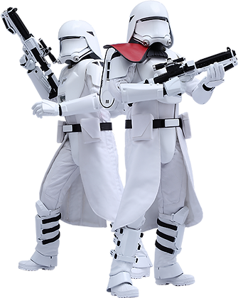 Snowtrooper  First Order 2-Pack 1:6 Hot Toys Star Wars - Movie Master Piece
