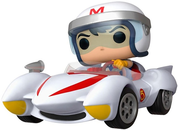 Speed with The Mach 5 - Speed Racer - Pop Funko