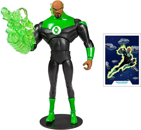 Green Lantern  - Justice League Animated - McFarlane