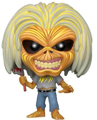 Killer Eddie - Iron Maiden - Pop Funko