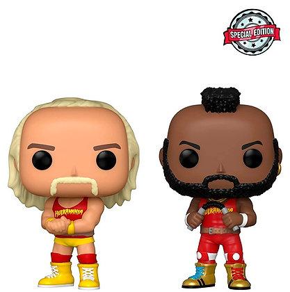 Hulk Hogan and Mr.T (Special Edition) - Wwe - Pop Funko