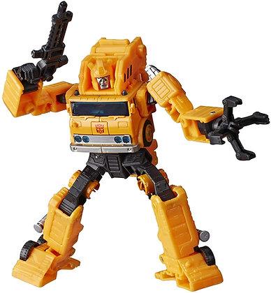 Grapple - Transformers War for Cybertron: Earthrise - Hasbro