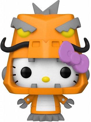 Hello Kitty Mecha - Hello Kitty - Pop Funko