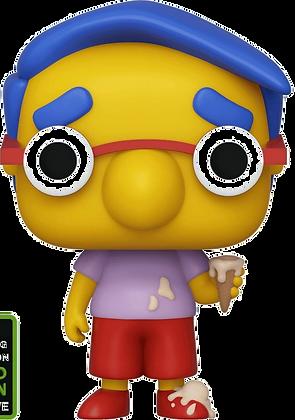 Milhouse  (Exclusive) - The Simpsons - Pop Funko