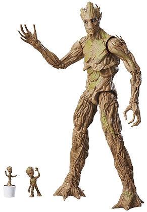 Groot Evolution - Marvel Legends - Hasbro