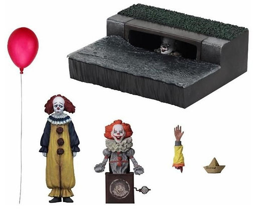 It 2017 accesories - Pennywise - Neca