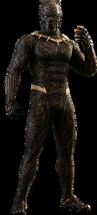 Erik Killmonger 1:6 Hot Toys -Black Panther - Movie MasterPiece