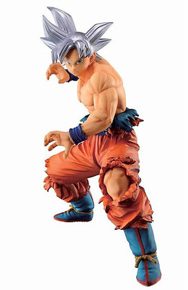 Goku Ultra Instinto - Dragon Ball Super - Bandai