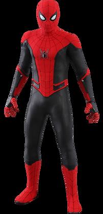 Spider-Man (Upgrade Suit) - Spider Man Far Far Home - Hot Toys
