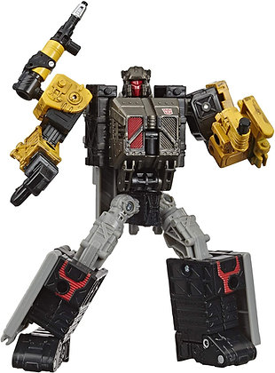 Iron Works - Transformers - Hasbro