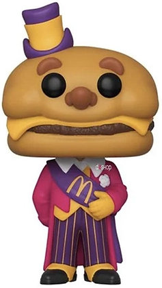 Mayor McCheese - McDonalds - Pop Funko