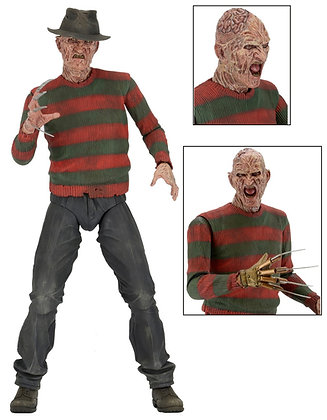 Freddy Krueger 1/4 - Nightmare on Elm Street - Neca