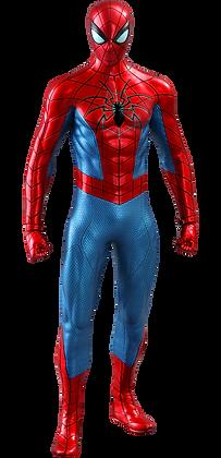 Spider-Man Mk4 VGA - Spiderman Ps4 - Hot Toys
