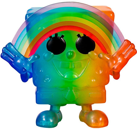 Sponge Bob Squarepants (Pride) - Pop Funko
