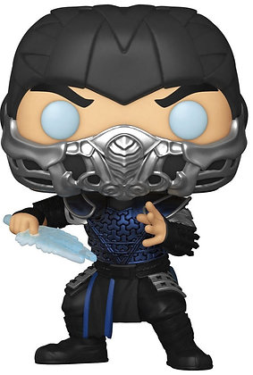 Sub-Zero - Mortal Kombat 2021 - Funko Pop