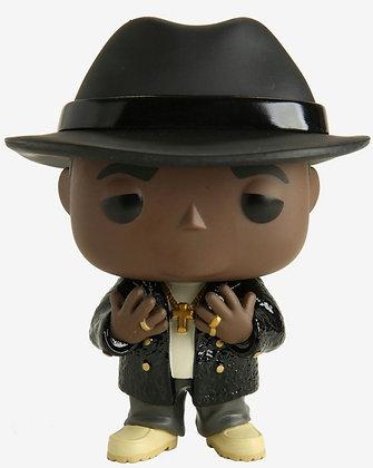 Notorious B.I.G  (Fedora) - Pop Funko