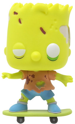 Zombie Bart  - The Simpsons (The Treehouse of Horror) - Pop Funko