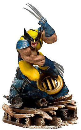 Wolverine - Marvel - Iron Studios
