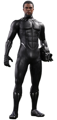 Black Panther  1:6 Hot Toys - Black Panther - Movie MasterPiece