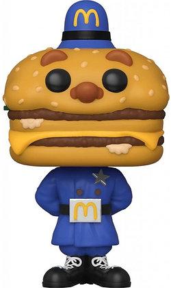 Officer Mac - McDonalds -Pop Funko