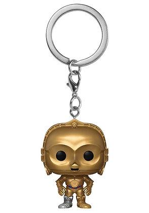C-3PO- Star Wars - Pocket Pop Funko