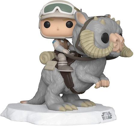 Luke Skywalker with  Taun - Taun  - Star Wars - Pop Funko