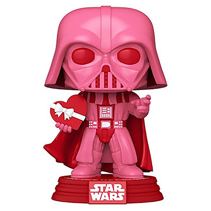 Darth vader Valentine`s Day - Star Wars - Pop Funko