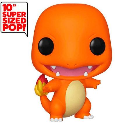 """Charmander 10"""" - Pokémon - Pop Funko"""