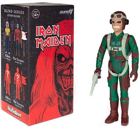 Iron Maiden Reaction  Blind Box - Iron Maiden - Super 7