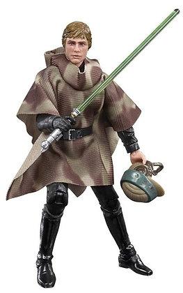 Luke Skywalker  Endor Battle Poncho - Star Wars Black Series - Hasbro