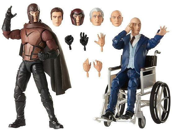 Magneto and Professor X - Marvel Legends - Hasbro