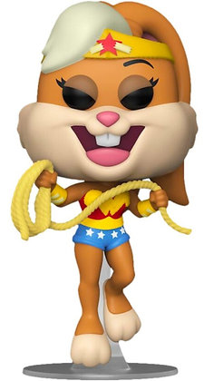 Lola Bunny (Wonder Woman) - Looney Tunes - Pop Funko