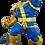 Thumbnail: Thanos Classic Ver. - Marvel Comic - Sideshow