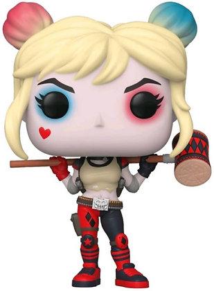 Harley Quinn Hammer - Dc Super Heroes - Pop Funko