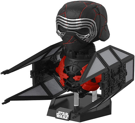 Supreme Leader Kylo Ren in the Whisper - Star Wars - Pop Funko