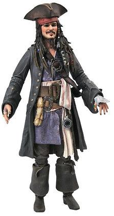 Jack Sparrow - Pirates of the Caribbean - Diamond Select